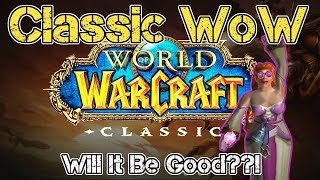 Classic WoW vs Today's MMOs