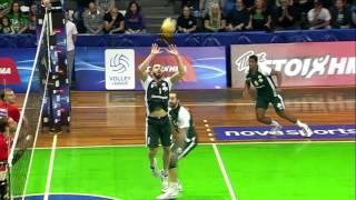 5η αγωνιστική Volley League 25/11!