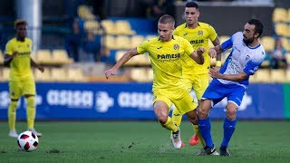 Resumen Villarreal B 2 - 0 CD Alcoyano