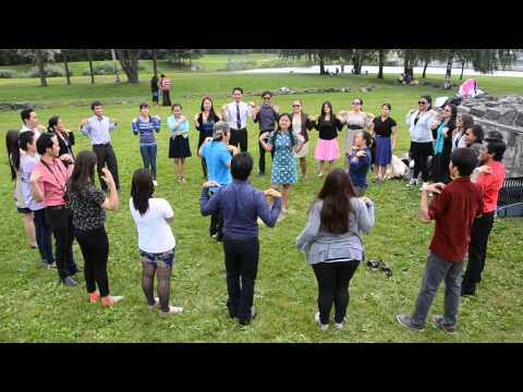 Adventist Youth Program in the Park Part 2