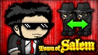 Master Elo | A Spy For A Spy - Town of Salem (Ranked)
