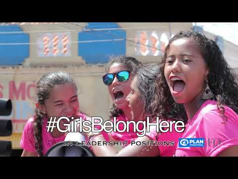 #GirlsBelongHere: International Day of the Girl 2017