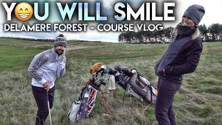You will SMILE!! :) Carly Booth, Peter Finch, Matt Fryer - Delamere Course Vlog - Part One
