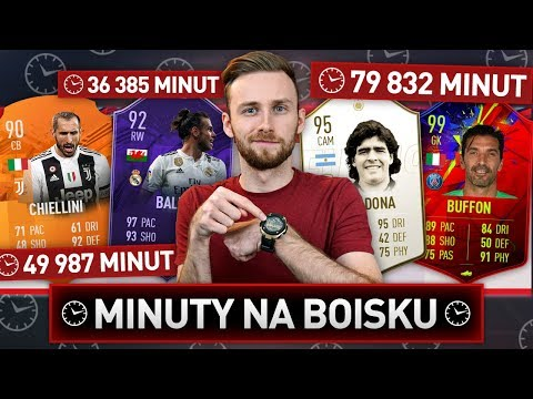 MINUTY NA BOISKU DECYDUJĄ O DRAFCIE! | FIFA 19 thumbnail