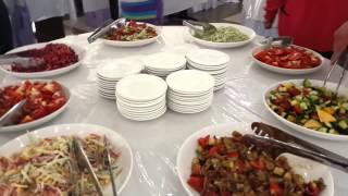 Каркаралинск. Питание в горном отеле