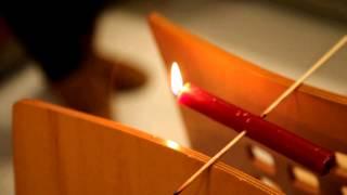 L'espelma que es gronxa