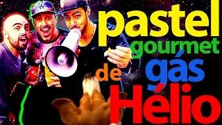 Pastel De GÁs HÉlio (receita De Pastel De Vento) Com T3ddygames E Uninverso ] Segunda Saborosa Ep.04