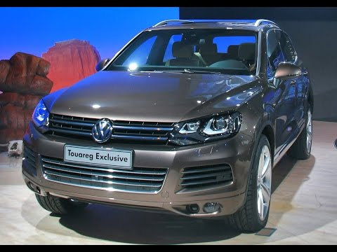 VW Touareg NF TDI Чип Тюнинг, доработки