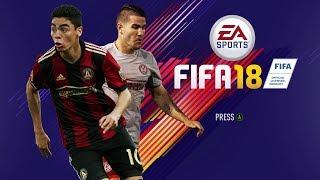 EA SPORTS FIFA 18 Real-Life Skill Games   Ep.1 Miguel Almiron v Greg Garza