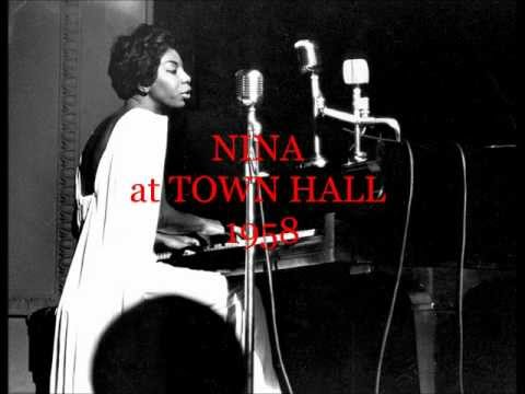 FINE AND MELLOW -- NINA SIMONE -- (with lyrics)