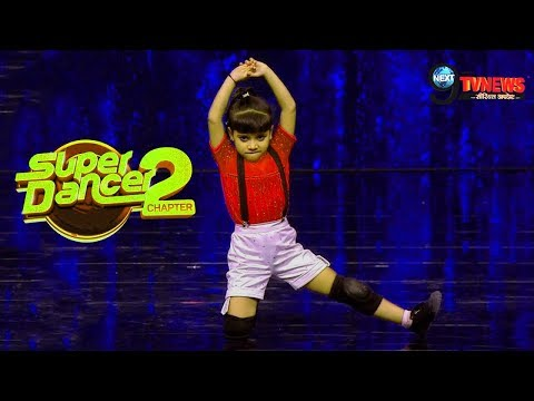 SUPER DANCER - CHAPTER 2 | EP 6 | VAISHNAVI'S PERFORMANCE | 7TH JANUARY, 2018 || Vaishnavi Moves