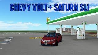 CHEVY VOLT + SATURN SL1 | Greenville, WI Update | ROBLOX