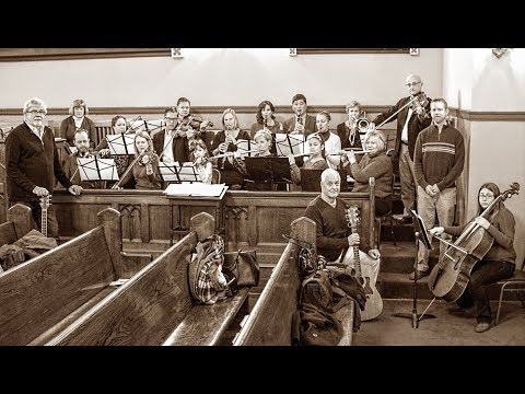 St. James Lutheran Church Orchestra 2017