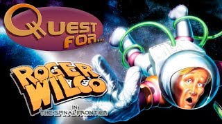 Обзор игры Space Quest 6: The Spinal Frontier - Quest for...