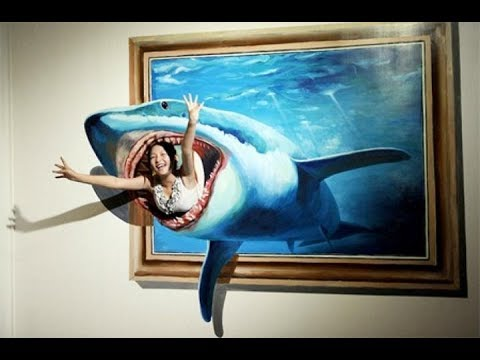 29 Best of 3D street art illusion snapshots || SNAPSHOT