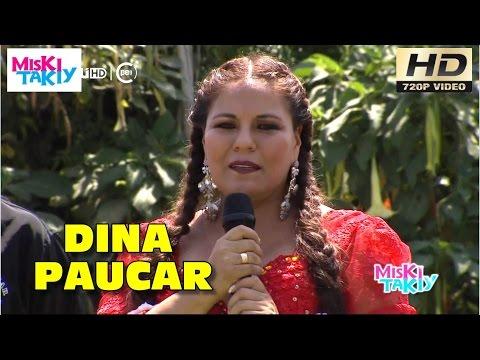 "DINA PAUCAR ""Homenaje a la Madre"" en Miski Takiy (07/May/2016)"