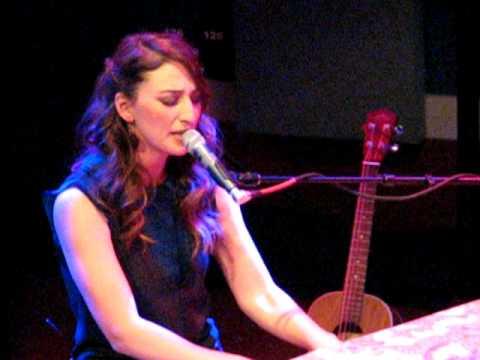 Sara Bareilles - Fairytale - World Cafe 2/23/9