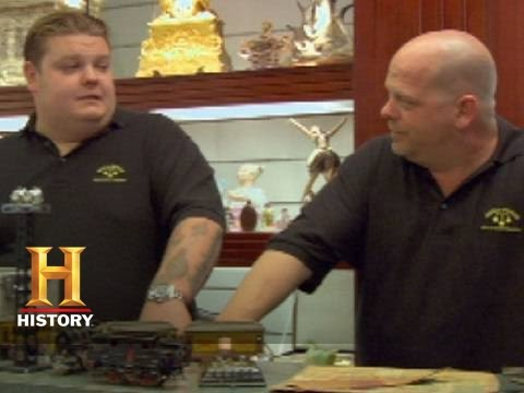 Pawn Stars: Best of Bartering | History - YouTube
