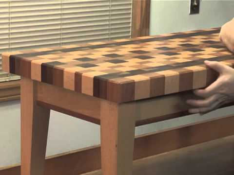 End Grain Coffee Table.End Grain Table Tops And Cutting Boards