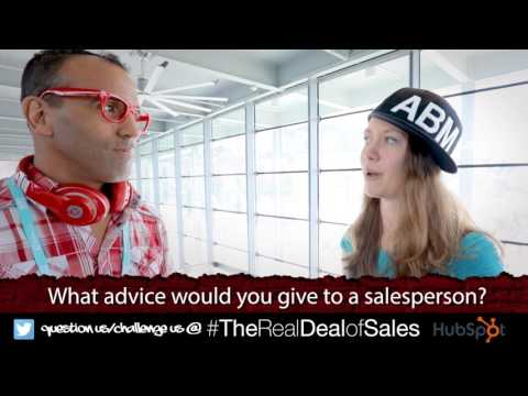 The Best Piece of Sales Advice with Keenan, A Sales Guy