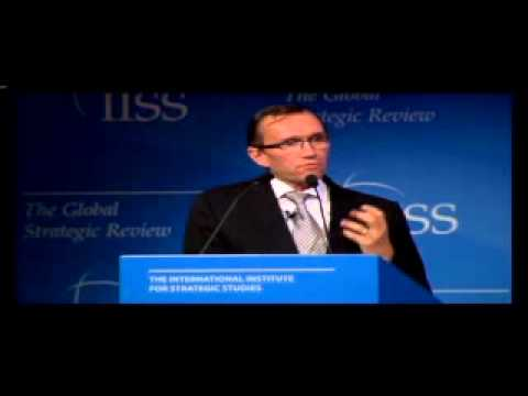 Stategies for Global Risk: Espen Barth Eide