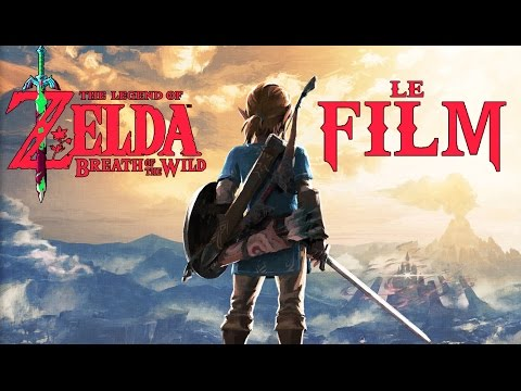 Zelda : Breath of the wild / Le Film d'animation Complet en