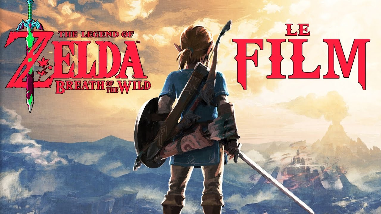 zelda breath of the wild le film complet en francais youtube. Black Bedroom Furniture Sets. Home Design Ideas