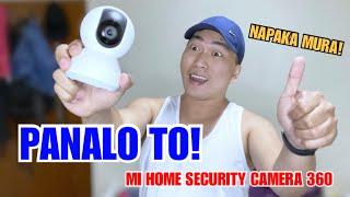 Mi Home Security Camera 360 1080p | UNBOXING | SETUP | SPECIAL FEATURES | #XIAOMI