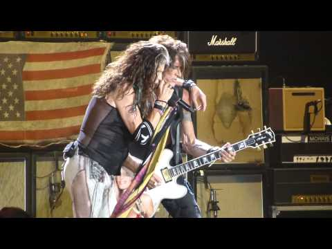 """Same Old Song and Dance & Movin Out"" Aerosmith@Boardwalk Hall Atlantic City 8/31/14"