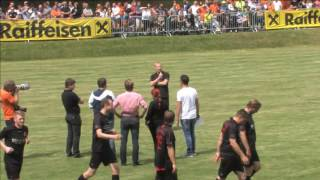 Spielaufzeichnung: HC Nestelbach/OG Edelsgrub 2:26 SK Sturm Graz (1:14)