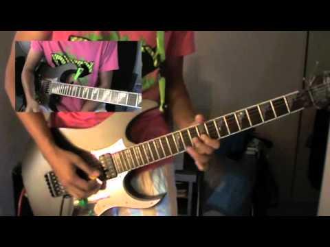 KR - PonPonPon ~Rock Guitar Ver.~ (きゃりーぱみゅぱみゅ cover)