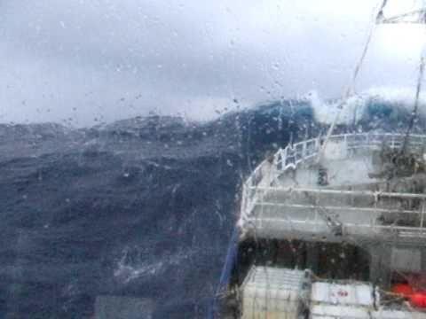 Southern Ocean Seas