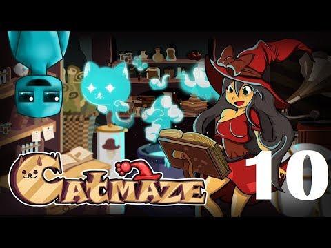 Catmaze  Gameplay  Ep10. Achim's Curse