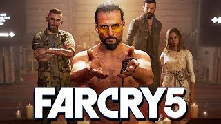 Far Cry 5 Gameplay German PS4 Pro #01 - In Gottes Namen