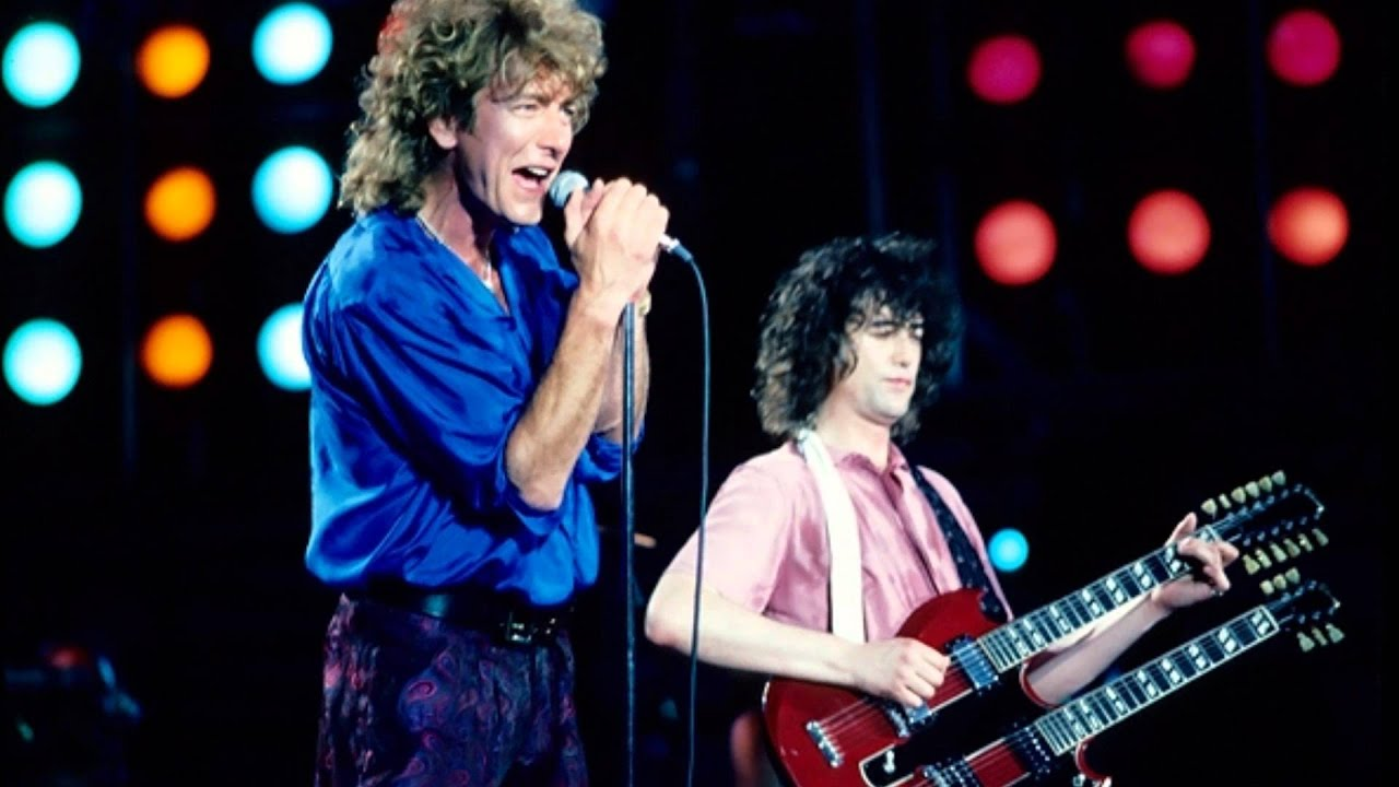 when led zeppelin reunited and crashed and burned at live aid 1985 open culture. Black Bedroom Furniture Sets. Home Design Ideas