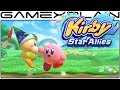 10 Minutes of Kirby: Star Allies Gameplay - Learning the Basics & Battling Whispy Woods