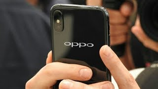 OPPO R13 OFFICIAL VIDEO : iPhone X Copy