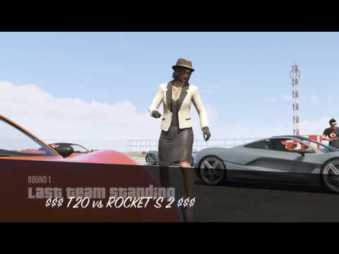 The Crew Plays Gta v lower down the volume