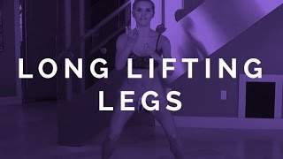 Long Lifting Legs | Rebecca Louise