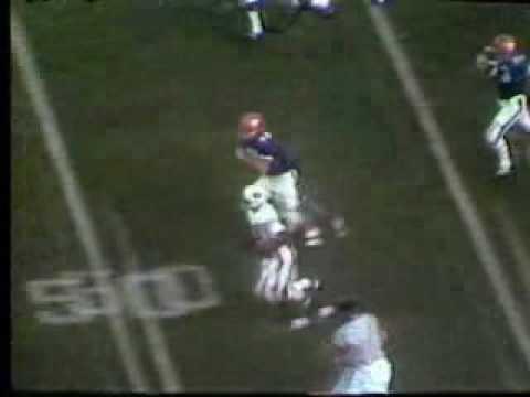 Auburn vs Florida - James Owens kick return