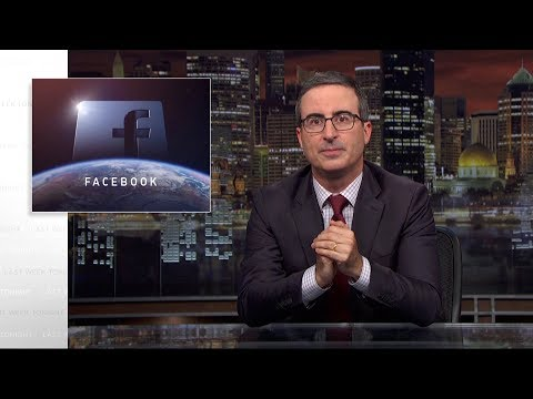 Facebook: Last Week Tonight with John Or HBO