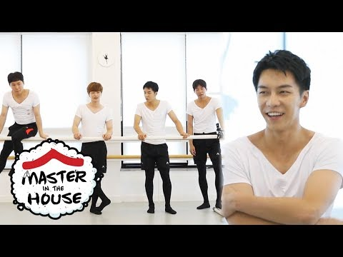 """Lee Seung Gi """"I've never had such embarrassing opening before"""" [Master in the House Ep 31]"""