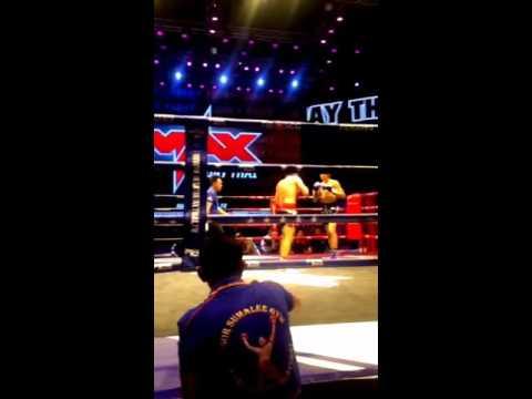 Philip Oedi - Max Muay Thai Stadium Pattaya - 23.06.2016 - Muay Thai