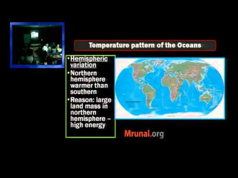 G5/P5: Ocean Temperature, Annual & Diurnal Variations