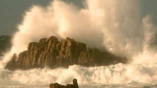 Zen Ocean Waves #2 - Ocean Sounds Only (NO MUSIC) Aquatic Dream Therapy