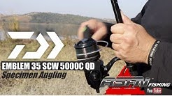 ASFN Tackle & Gear - Daiwa Emblem 35 SCW 5000C QD - Available Mid September 2019