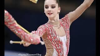 Lordly - Music for rhythmic gymnastics|Kristina Teliatnikova - Hoop (2018)