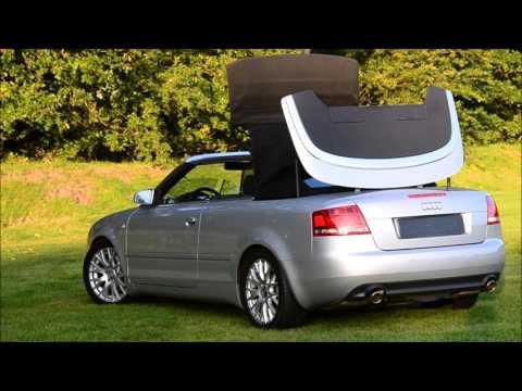 Audi A4 Cabrio 2006 Youtube