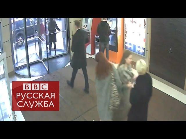 Видео нападения на Алексея Навального с зеленкой попало на камеры