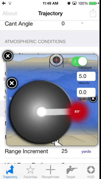 Ballistic App | #1 Ballistic Calculator for iPhone, iPad, and iPod